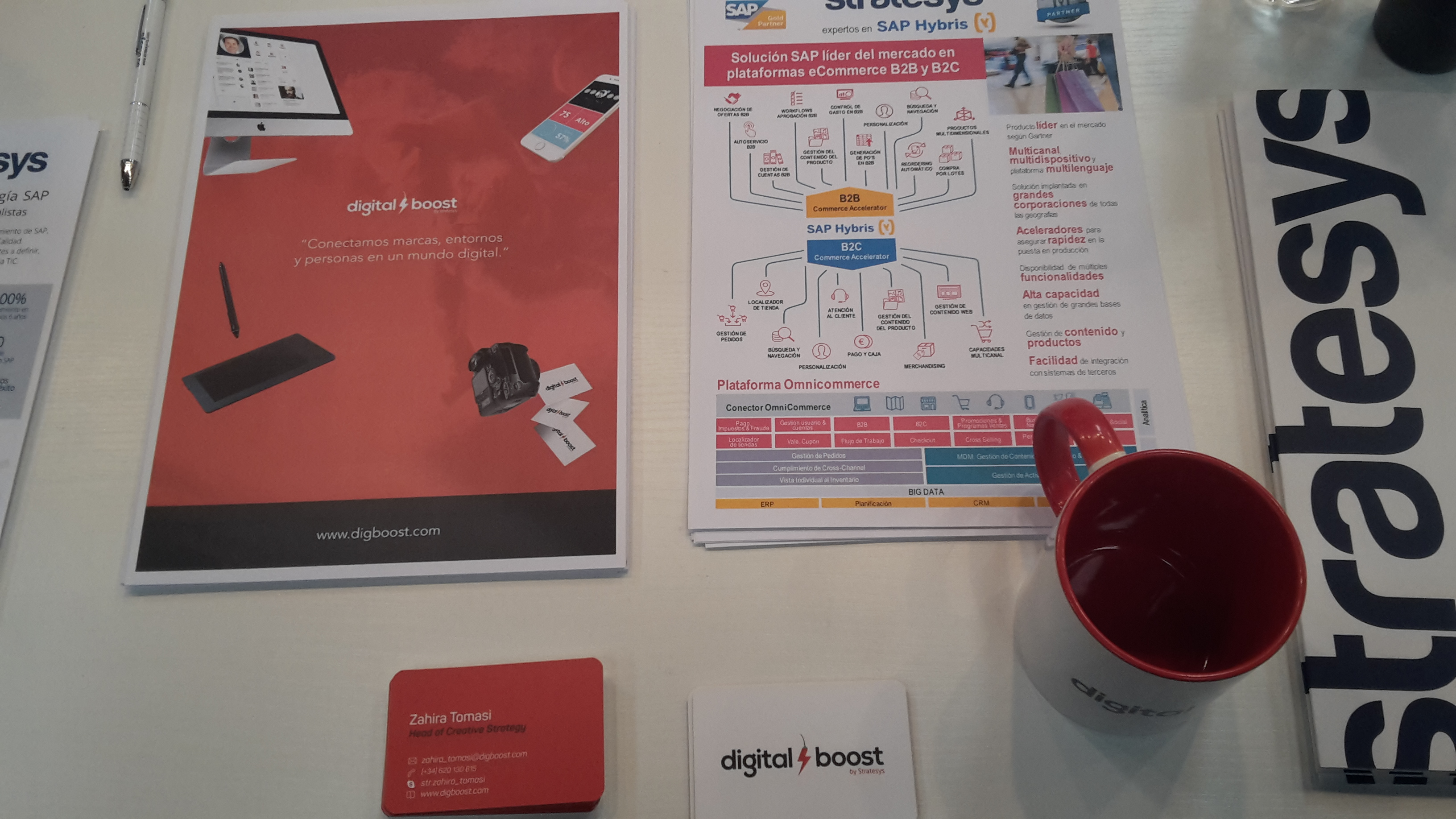 eShow Barcelona 2016 Digital Boost
