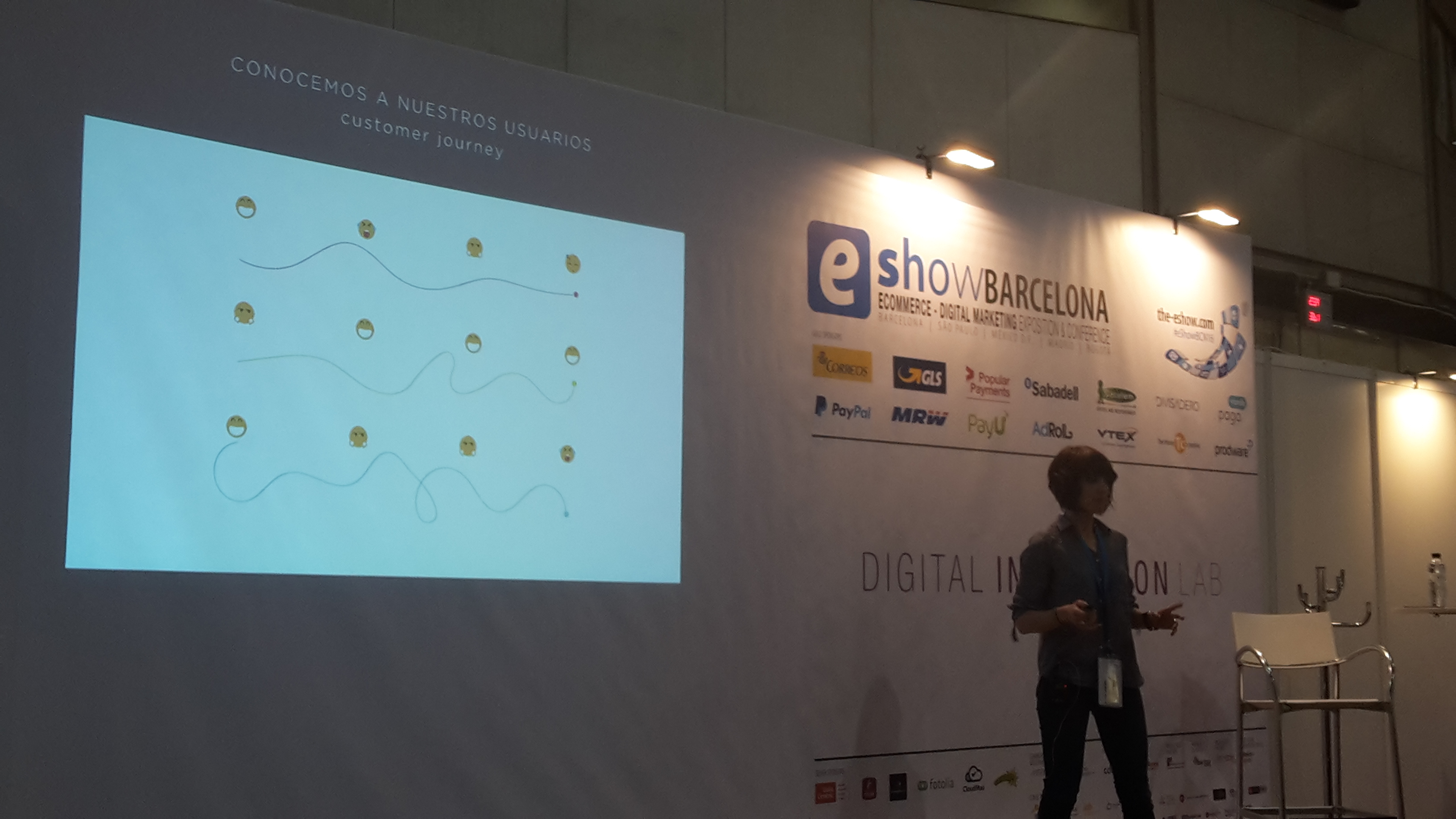 eShow Barcelona 2016 Digital Boost 3