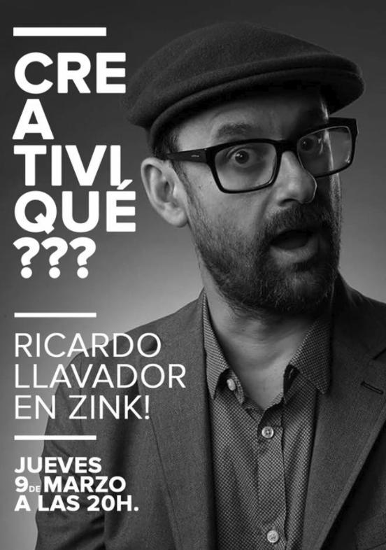 Ricardo Llavador publicidad